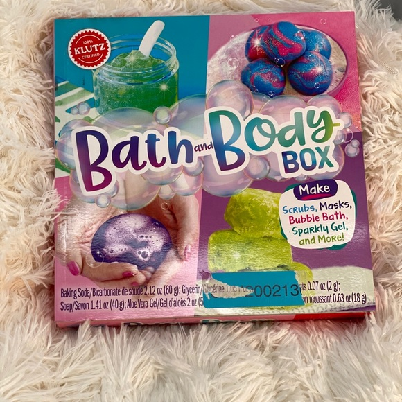 Other - Bath and body box